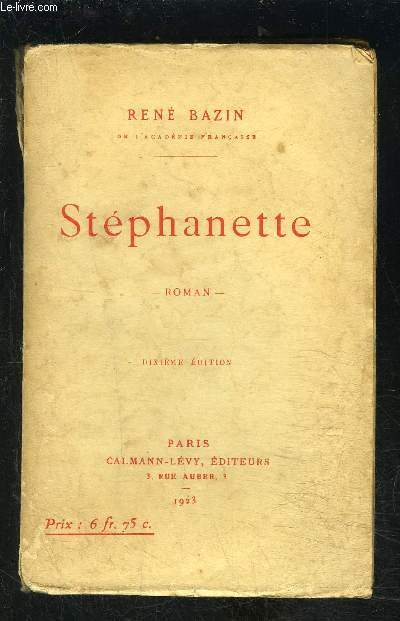 STEPHANETTE/ 10 e édition