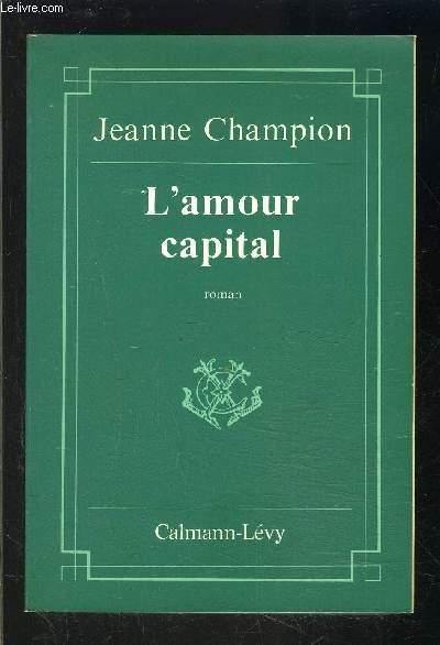 L AMOUR CAPITAL