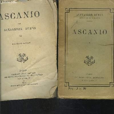 ASCANIO- 2 TOMES EN 2 VOLUMES