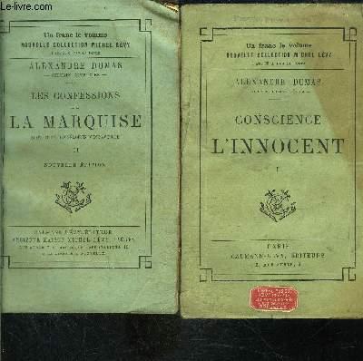 CONSCIENCE L INNOCENT- TOME 1- vendu seul