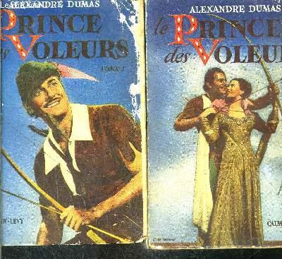 LE PRINCE DES VOLEURS- 2 TOMES EN 2 VOLUMES