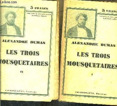 LES TROIS MOUSQUETAIRES- 2 TOMES EN 2 VOLUMES