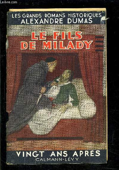 LE FILS DE MILADY