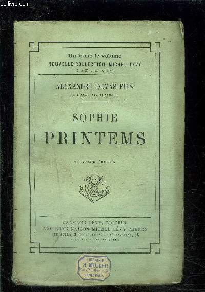 SOPHIE PRINTEMS