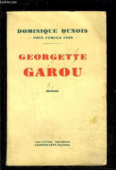 GEORGETTE GAROU