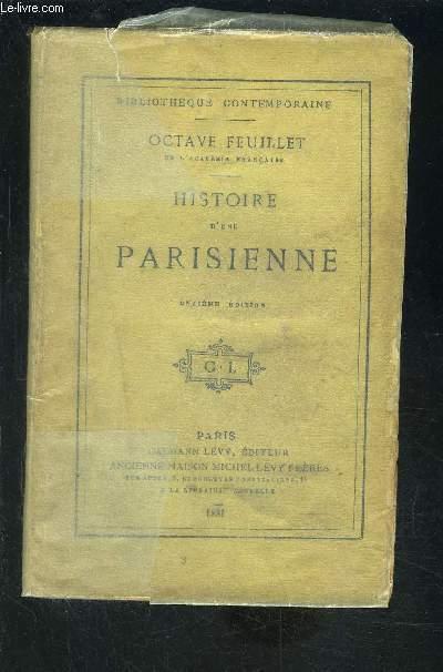 HISTOIRE D UNE PARISIENNE