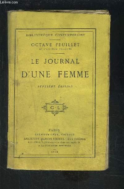 LE JOURNAL D UNE FEMME