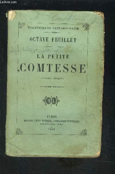 LA PETITE COMTESSE- LE PARC- ONESTA