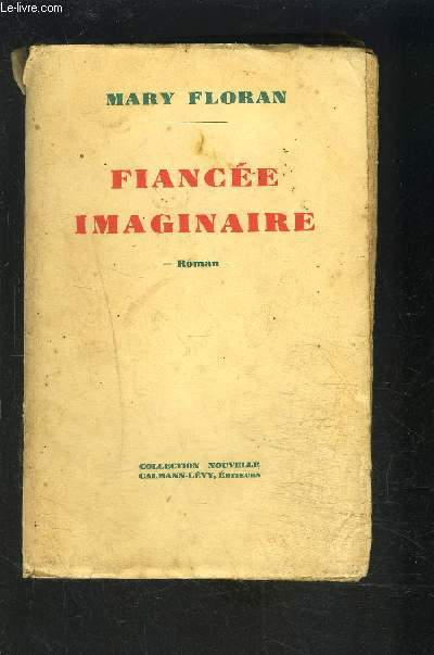 FIANCEE IMAGINAIRE