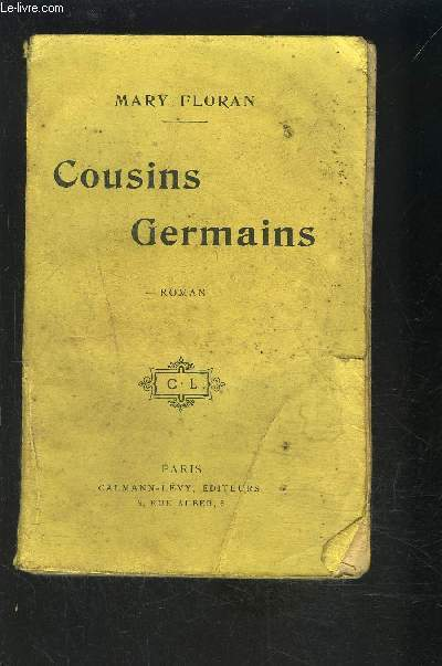 COUSINS GERMAINS