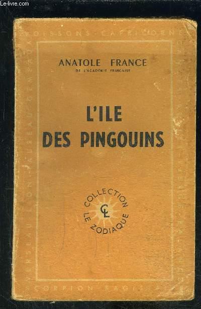 L ILE DES PINGOUINS