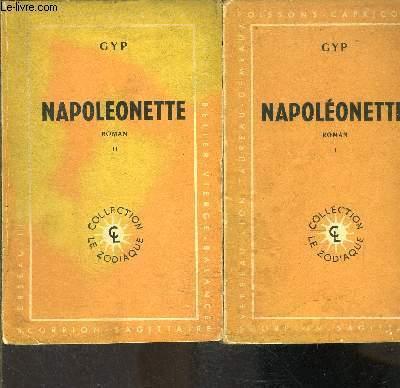 NAPOLEONETTE- 2 TOMES EN 2 VOLUMES
