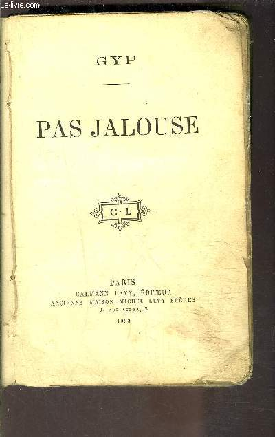 PAS JALOUSE