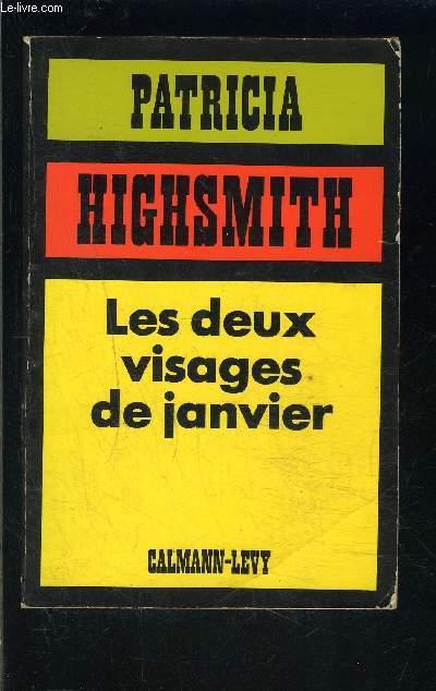 HIGHSMITH- LES DEUX VISAGES DE JANVIER