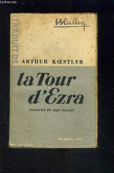 LA TOUR D EZRA