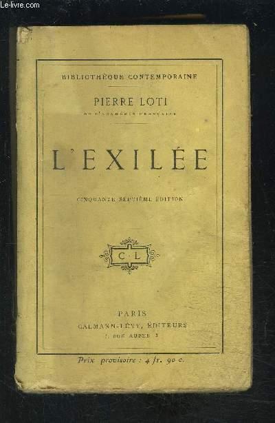 L EXILEE