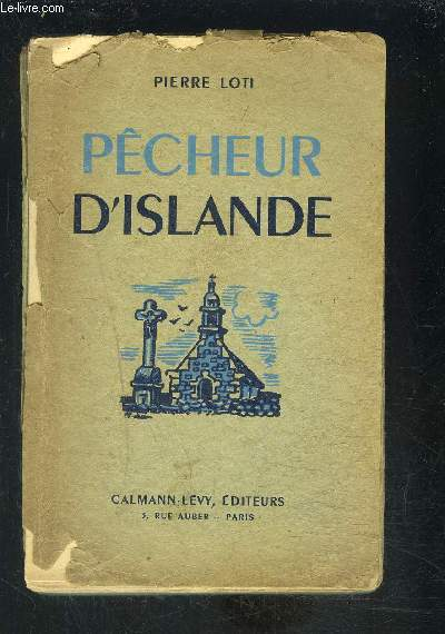 PECHEUR D ISLANDE