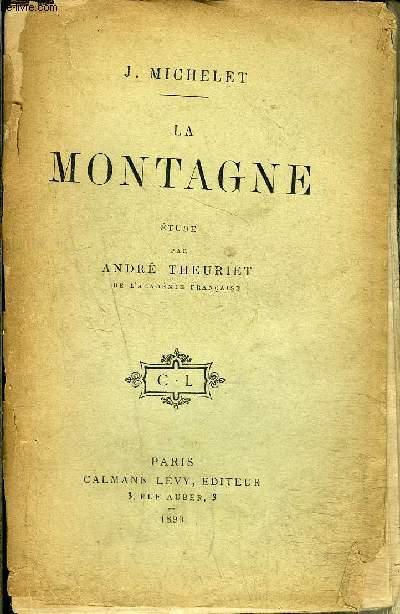 LA MONTAGNE- VENDU EN L ETAT