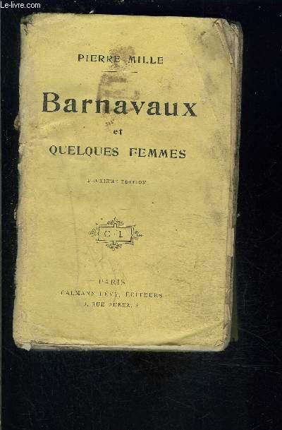 BARNAVAUX ET QUELQUES FEMMES