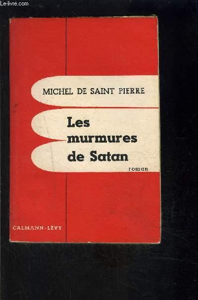 LES MURMURES DE SATAN