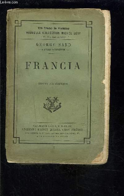 FRANCIA- UN BIENFAIT N EST JAMAIS PERDU