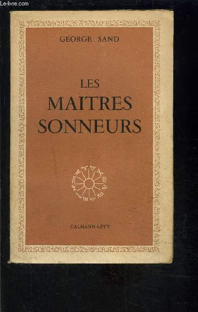 LES MAITRES SONNEURS