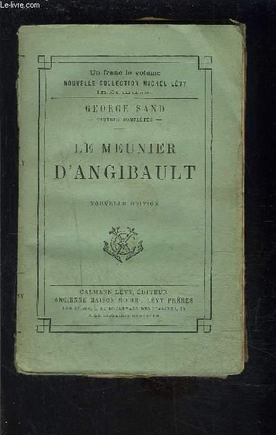 LE MEUNIER D ANGIBAULT