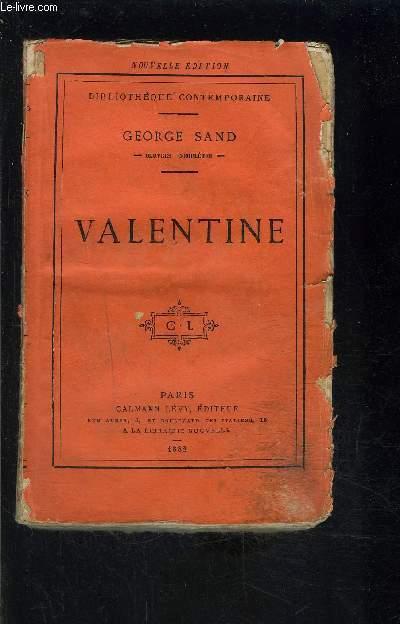 VALENTINE- VENDU EN L ETAT