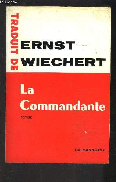 LA COMMANDANTE