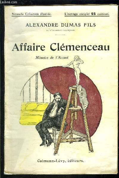 AFFAIRE CLEMENCEAU- MEMOIRE DE L ACCUSE