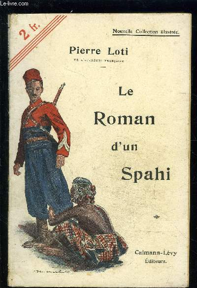 LE ROMAN DE SPAHI