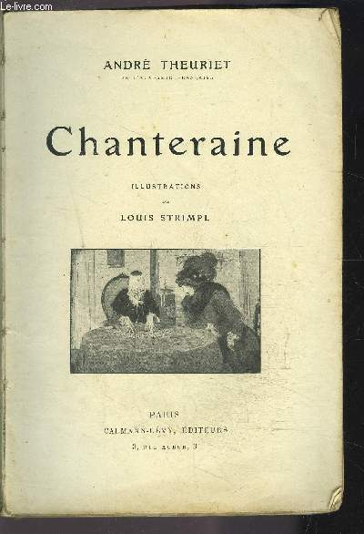 CHANTERAINE / VENDU EN L ETAT