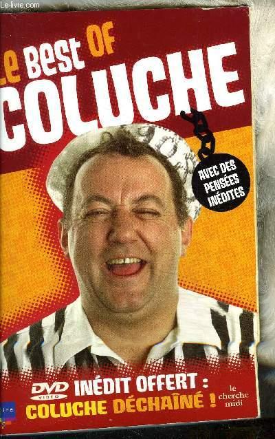 LE BEST OF COLUCHE / DVD INCLUS