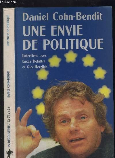UNE ENVIE DE POLITIQUE