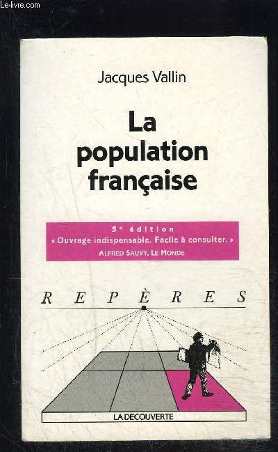 LA POPULATION FRANCAISE- COLLECTION REPERES N°75