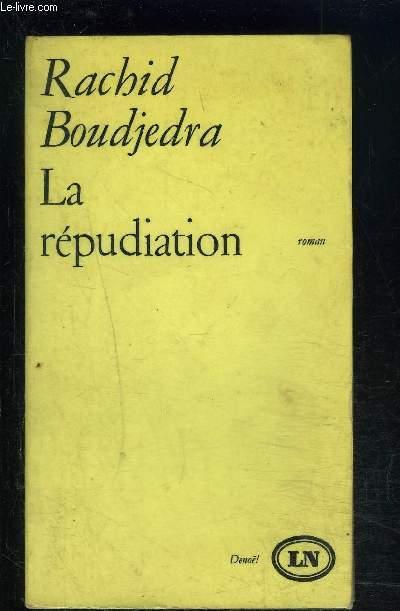LA REPUDIATION