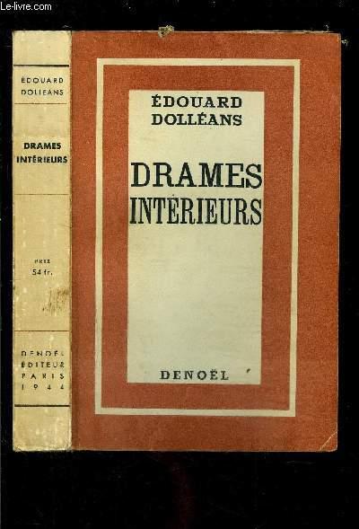 DRAMES INTERIEURS