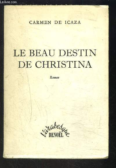 LE BEAU DESTIN DE CHRISTINA