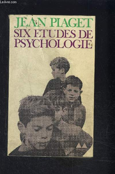 SIX ETUDES DE PSYCHOLOGIE