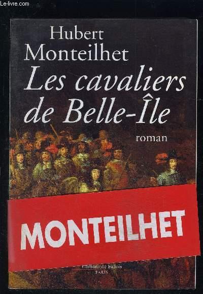 LES CAVALIERS DE BELLE ILE