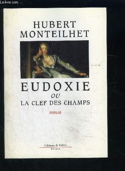 EUDOXIE OU LA CLEF DES CHAMPS