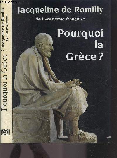 POURQUOI LA GRECE?