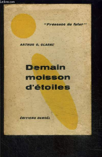 DEMAIN MOISSON D ETOILES