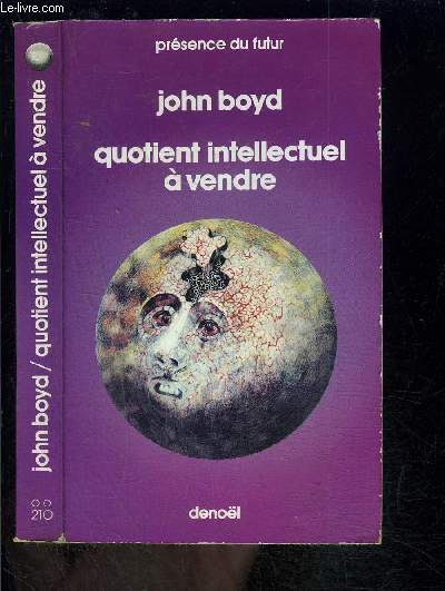 QUOTIENT INTELLECTUEL A VENDRE