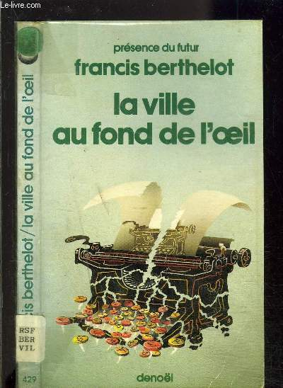LA VILLE AU FOND DE L OEIL