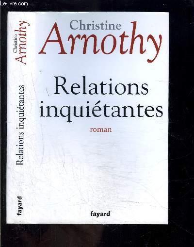 RELATIONS INQUIETANTES