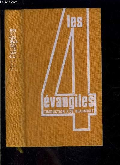 LES 4 EVANGILES