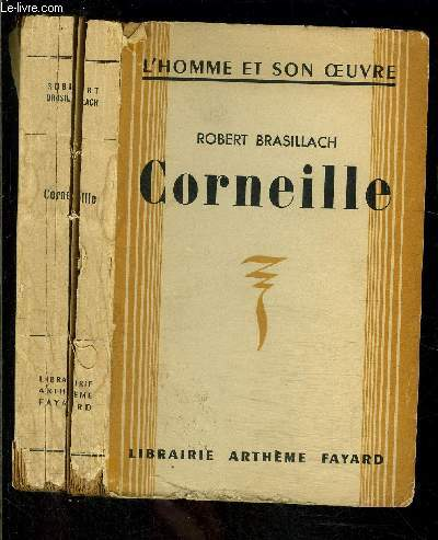CORNEILLE- VENDU EN L ETAT