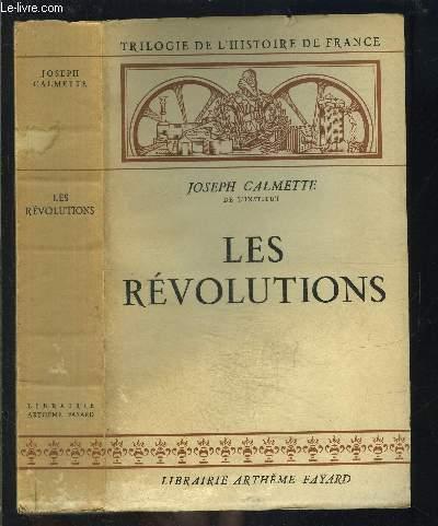 LES REVOLUTIONS