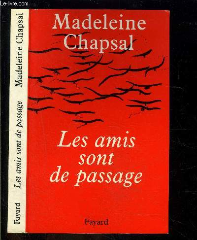 LES AMIS SONT DE PASSAGE